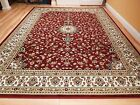 Red Traditional Oriental Medallion 8x10 Area Rug Carpet 2x3 Mat 5x7 Rugs