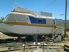 28ft Land and Sea Craft Houseboat NO RESERVE.