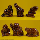 Wade Whimsie Figurines (1985/96 Set #2) USA Red Rose Tea Animals - Selection B