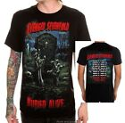 Avenged Sevenfold T-Shirt Buried Alive Tour A7X metal rock S L XL NWT