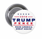 Trump Pence 2016 PINBACK BUTTON pin donald badges campaign 2016 magnet #1449
