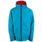 INI Men's Ipso Facto Jacket , Blue - NEW WITH TAGS Orig $160