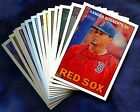 2016 Topps Heritage Boston Red Sox Baseball Card Your Choice - You Pick
