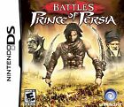 Prince of Persia Battles (Nintendo DS, 2005) Complete!