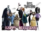 Hotel Transylvania Personalized Edible Print Cake Topper Frosting Sheets 5 Sizes