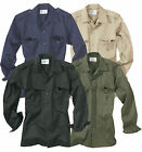 Surplus Men's Military Army Style Long Sleeve Security Work Combat Shirt Top