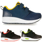BOYS ULTRA LIGHTWEIGHT TRAINERS KIDS TRAINERS GIRLS SCHOOL MESH SHOES BOOTS SIZE