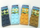 LEGO CHIMA BRICK PENCIL CASE - 4 COLOURS TO CHOOSE - OFFICE OR SCHOOL