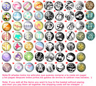 Chapa Button Badge Pins The world end with you natural puppy pavo real