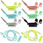 Stereo In-ear 3.5mm Headphone Earbuds Earphone Headset With Mic For Mobile Phone