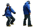 Mens Snowboard Suits Outdoor Waterproof Winter Ski Jacket Denim pants for Womens