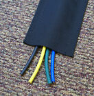 FLAT CABLE COVER FOR RUGS - REUSEABLE - CUTTABLE - DURABLE - FREE SHIPPING