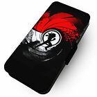 PokeBond  Printed Faux Leather Flip Phone Cover Case   Parody Design £9.89 GBP