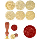 Classic Initial Sealing Wax Seal Blessings Stamp Party Invation Envelope Letter