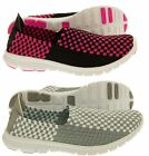 "Gola Womens ""ALA707"" Stretchy Woven Elastic Cross Country Fitness  Running Shoes"