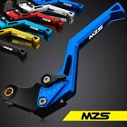 MZS Brake Clutch Levers For Yamaha YZF R6 99-04/YZF R1 02-2003/FZS1000 01-2005