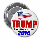 Donald Trump PINBACK BUTTONS or MAGNETS pins badges campaign for President 2016
