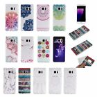 Ultra Slim Soft TPU Silicone Case Cover Transparent For Samsung Galaxy Note 7
