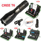 LED Flashlight X800 G700 Shadowhawk 5000lm CREE T6 Tactical 18650 Torch Battery