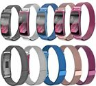 Stainless Steel Magnetic Milanese Metal Band Strap For Samsung Galaxy Gear fit 2