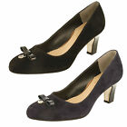 Ladies Van Dal Court Shoes - Farnell