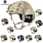 EMERSON FAST Helmet Tacitcal Sports Outdoor Airsoft Headwear MultiCam Black 5658