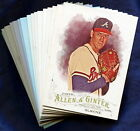 2016 Topps Allen and Ginter Atlanta Braves Baseball Card Your Choice - You Pick