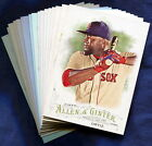 2016 Topps Allen and Ginter Boston Red Sox Baseball Card Your Choice - You Pick