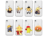 Coque Pokemon Pikachu Pokeball Soft Case Apple Iphone 5 5s se 6 6s 7 8 8+
