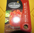 1 Kit Fire & Flavor Pickling Seasoning Spices Kit, 5 Varieties Avail.