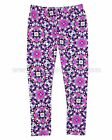 Deux par Deux Girls' Knit Leggings Passions Flocons, Sizes 3-6