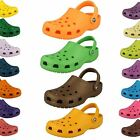 Unisex Crocs Summer Clogs - Beach