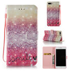 For Apple iPhone 8 Plus/7 Luxury Flip Cover Wallet Card Leather Phone Case Stand