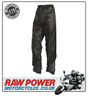 Richa Rain Vent Motorcycle Motorbike Trousers - Black