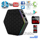 T95Z plus Octa Core Android 6.0 Smart TV BOX 16.1 FUlly Loaded 4K Movies 3D