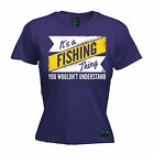 Its A Fishing Thing WOMENS T-SHIRT Fish Fishing Accessorie Funny Gift birthday