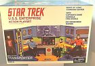 Star Trek USS Enterprise Retro Bridge Playset 2008 Diamond Select New in Box