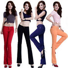 Sexy Women Casual Skinny Leg Jeggings Pencil Pants Stretchy Jeans Trousers