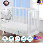 NEW BABY COTBED MATTRESS TODDLER NURSERY WATERPROOF BREATHABLE ALL SIZES