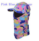 2017 Winter Camo Balaclava Warm Cover Ski Neck Hoods Hat Hiking Full Face Mask