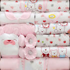 New Baby newborn Cotton Outfit Sets Boys Girls Layette 0-3 Months (18pcs set)