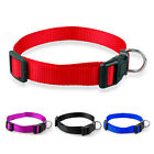 cheap puppy collars - Cheap Plain Nylon Puppy Small Cat Dog Collars for Chihuahua Poodle Yorkie XS S M