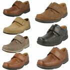 Mens Clarks Extra Wide Fitting Shoes - Swift Turn