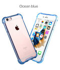 Rubber TPU Phone Case Cover Shockproof Hybrid Armor for iPhone 5s 6 6s 7 7P
