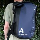 Aquapac Toccoa Vinyl Wet/Drybag with Backpack Straps