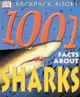 1,001 Facts about Sharks c2002 VGC Paperback We Combine Shipping
