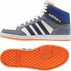 Mens adidas Hoops Mid K Trainers Shoes Mid Top Sneakers F98531Size UK6.5 Grade B
