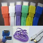 HDMI Cable v1.4A 1.5m/3m/5m PREMIUM HD High Speed Gold Cable 1080p 3D DVD lot