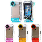 IPEX80 Professional Dive 40M Take Photo Waterproof Case Cover for iPhone6 S Plus