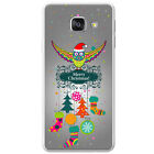 Merry Christmas Christmas Decorations Hard Case For Samsung Galaxy A3 2016 A310F
